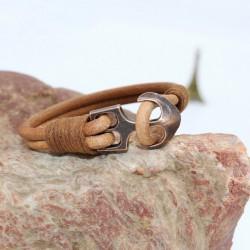 Bracelet Brésilien Ancre de Bateau
