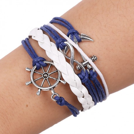 Bracelet Ancre Marine Signification