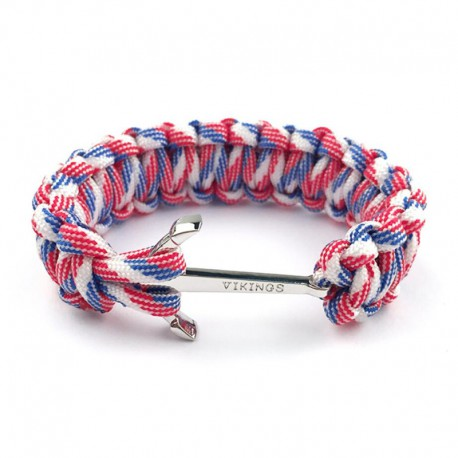 Bracelet Ancre Marine Vikings