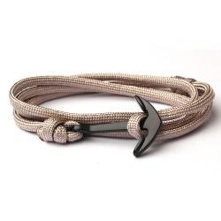 Bracelet Ancre Marine Beige